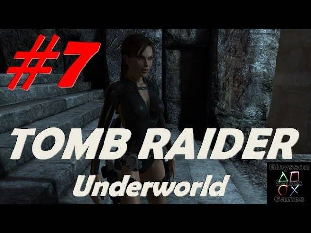 tomb raider underworld gameplay pc